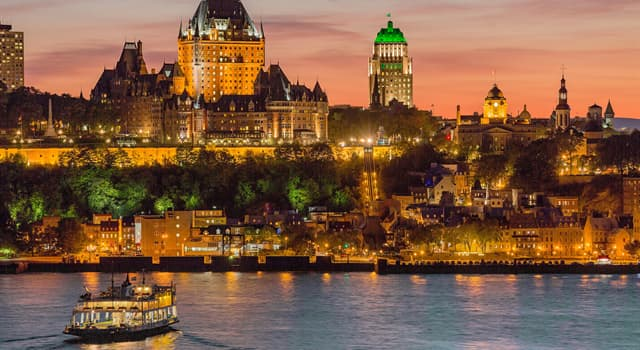 Географія Запитання-цікавинка: В якій провінції Канади офіційна мова - французька?