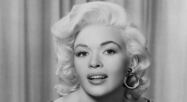 Society Trivia Question: What did Jayne Mansfield claim her IQ to be?