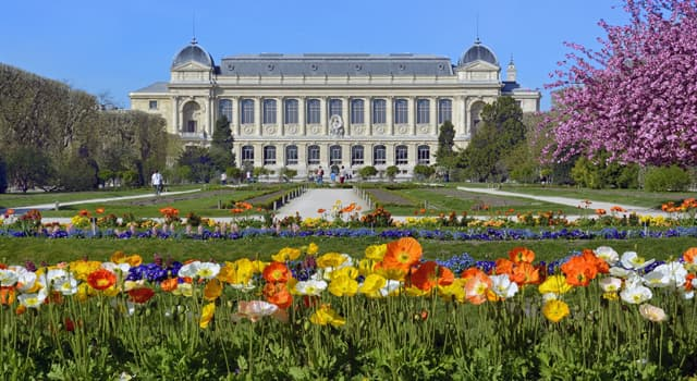 Geography Trivia Question: Which famous garden is this?