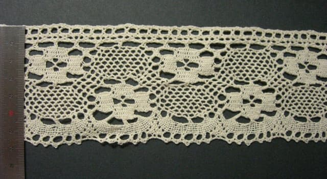 Culture Trivia Question: What is another name for torchon lace?