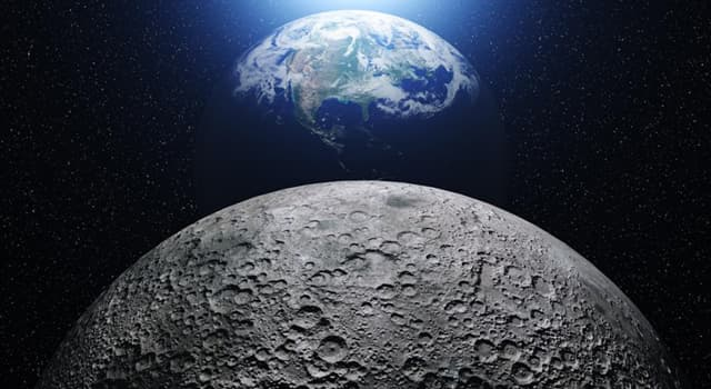 Science Trivia Question: What is the gravity on earth's moon?