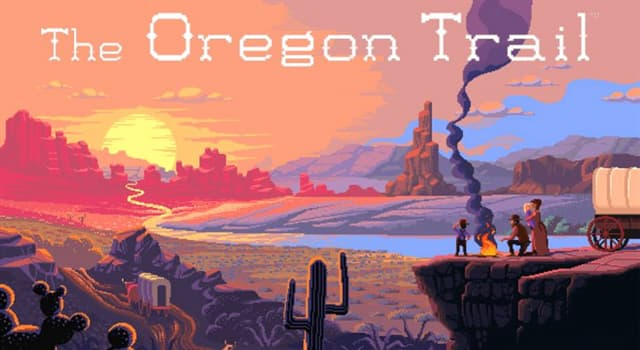 """History Trivia Question: What is the """"Oregon Trail'?"""