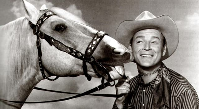 Movies & TV Trivia Question: What type of horse was Roy Roger's co-star, 'Trigger'?
