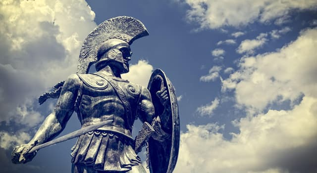 History Trivia Question: What was a rigorous education and training program mandated for all male Spartan citizens called?