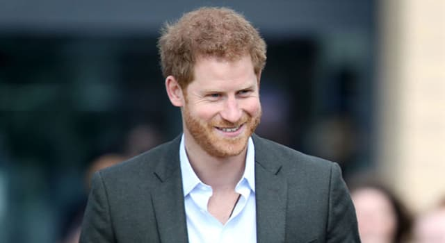 Society Trivia Question: What was Prince Harry known as when he entered the Royal Military Academy Sandhurst on 8 May 2005?