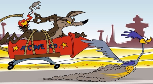 Culture Trivia Question: What was Wile E. Coyote's original name in the early comic books?
