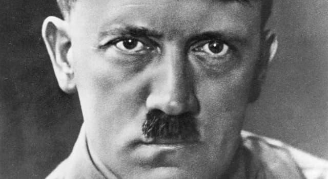 History Trivia Question: When did Adolf Hitler die?