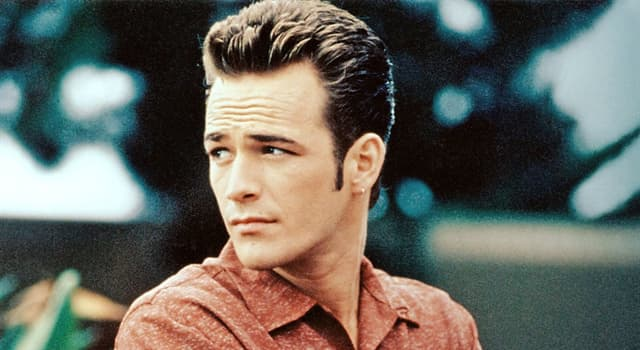 Movies & TV Trivia Question: How did American actor Luke Perry die?