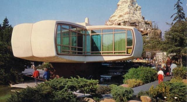 History Trivia Question: When did Monsanto open their exhibit 'The House of the Future' at Disneyland?