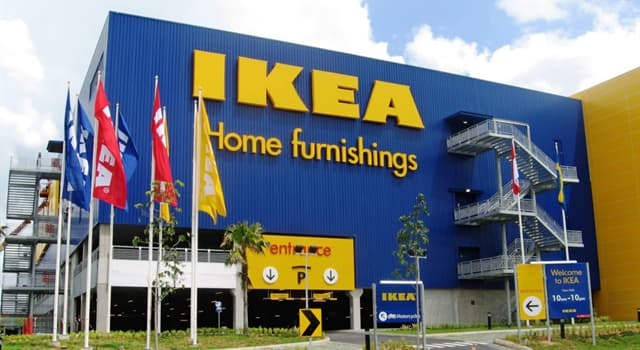 Society Trivia Question: When did Scandinavian retailer IKEA open?