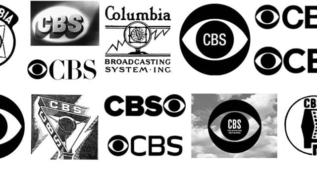 Society Trivia Question: When did the 'Columbia Broadcasting Network' begin to use their current logo?