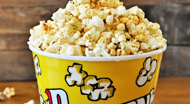 Science Trivia Question: When heated, what is a cause for expansion of 'popcorn' to build sizes 20 to 50 times?