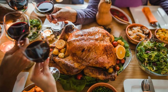 Culture Trivia Question: When is 'Thanksgiving' celebrated in the United States?