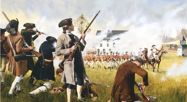 History Trivia Question: When were the Battles of Lexington and Concord fought?