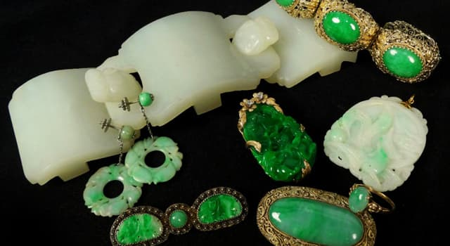 Geography Trivia Question: Where is the world's largest jadeite deposit located?