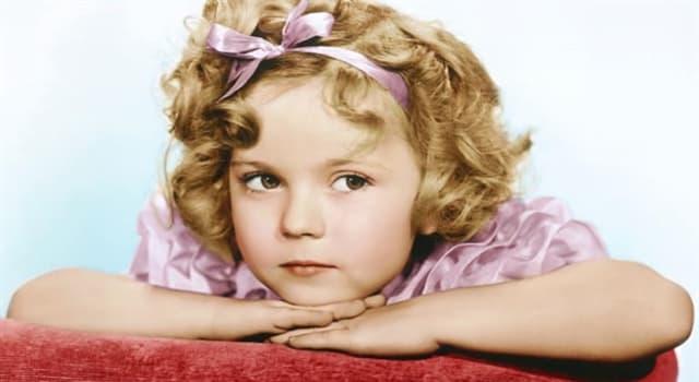 Películas Pregunta Trivia: ¿En qué país nació la actriz infantil Shirley Temple?