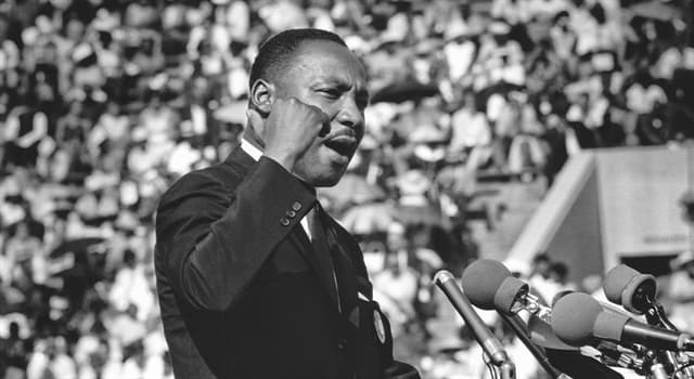 History Trivia Question: Where was Martin Luther King's assassin arrested?