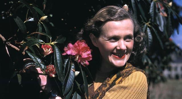 Culture Trivia Question: Where was writer Daphne du Maurier born?