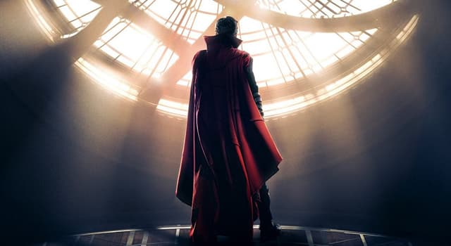 """Movies & TV Trivia Question: Which actor portrays Doctor Stephen Strange in the Marvel Cinematic Universe films """"Doctor Strange""""?"""