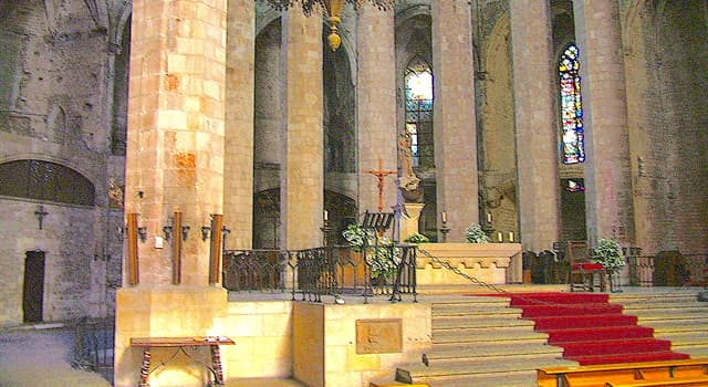 """Culture Trivia Question: Which """"allegedly"""" unique item would you find in the Cathedral of Valencia, Spain?"""