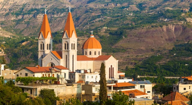 Geography Trivia Question: Which city is the capital of Lebanon?