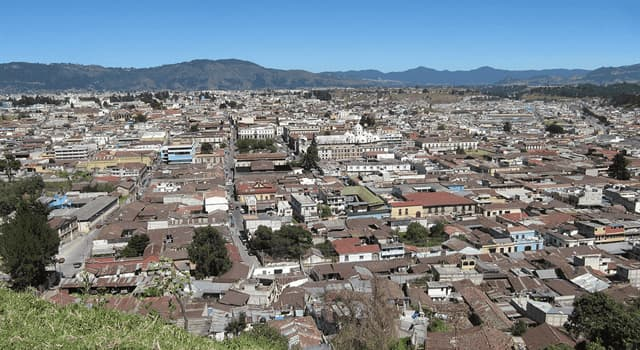 History Trivia Question: Which city was the capital of a short-lived independent republic Los Altos?