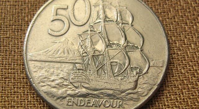 Geography Trivia Question: Which country is this coin from?