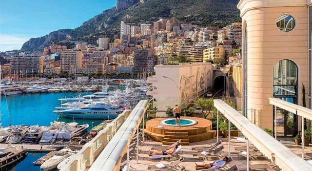 Geography Trivia Question: Which is another name for the city of Monte Carlo?