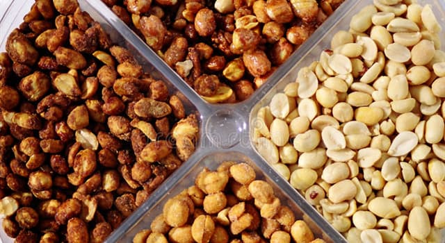 Nature Trivia Question: Which of these is not a type of peanut?