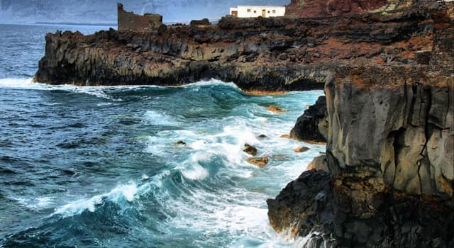 Geography Trivia Question: Which island in the Canary Islands of Spain is the smallest and least populated?
