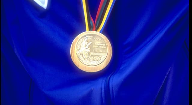 Sport Trivia Question: Which nation won their first ever Summer Olympic gold medal at Barcelona in 1992?