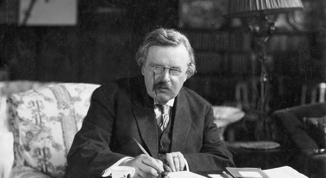 Culture Trivia Question: Which occupation did the character Brown from the detective stories of G. K. Chesterton have?