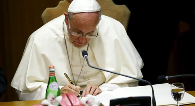 Culture Trivia Question: Which of these is a kind of letter sent out by the Pope?