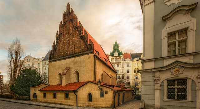 Culture Trivia Question: Which of these is Europe's oldest active synagogue?