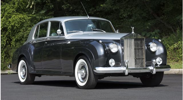 Society Trivia Question: Which of these is not the name of a model of Rolls Royce?