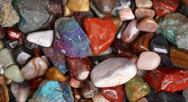 Science Trivia Question: Which of these minerals is the rarest in the world?