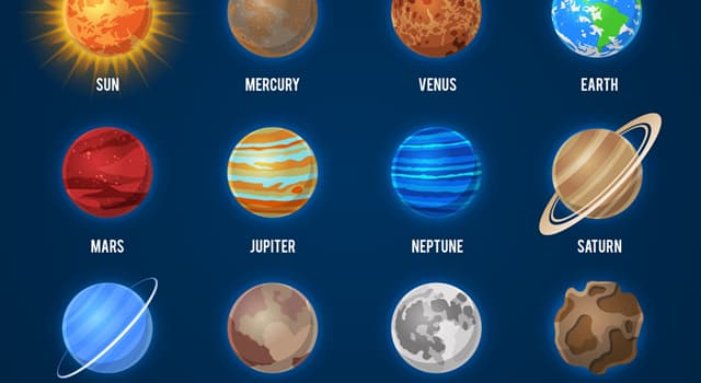 Science Trivia Question: Which of these planets is a Jovian planet?