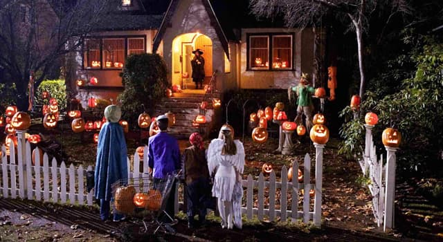 Culture Trivia Question: Which song became the peculiar Halloween anthem?