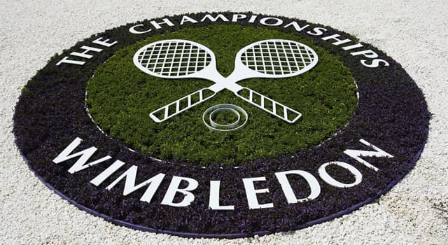 Sport Trivia Question: As of 2019, which tennis player holds the record for the fewest games lost in a singles Wimbledon tournament?