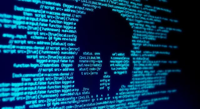 Science Trivia Question: In computer science, which term refers to harmful software?