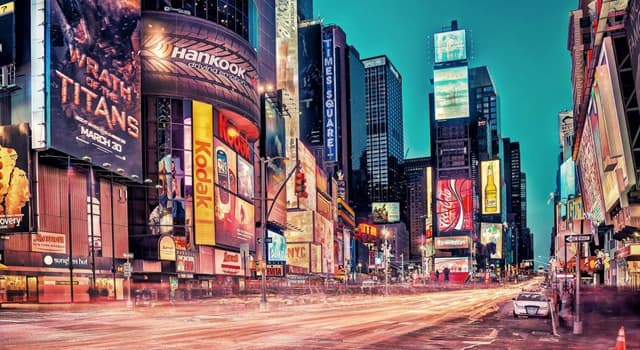 Culture Trivia Question: Who established the Broadway theatre?