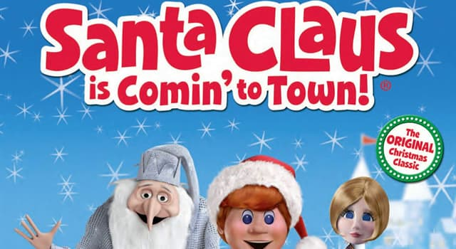 """Culture Trivia Question: Who has not recorded the song """"Santa Claus Is Comin' to Town""""?"""