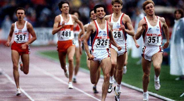 Sport Trivia Question: Who is the only athlete who won the Athletics finals in the 400 and 800 m in the same Olympic Games?