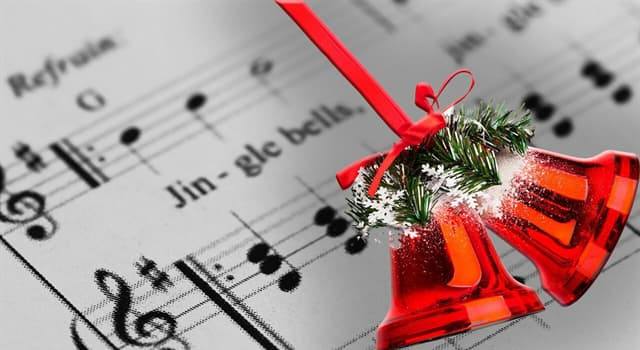 Culture Trivia Question: Who originally wrote the song 'Jingle Bells'?