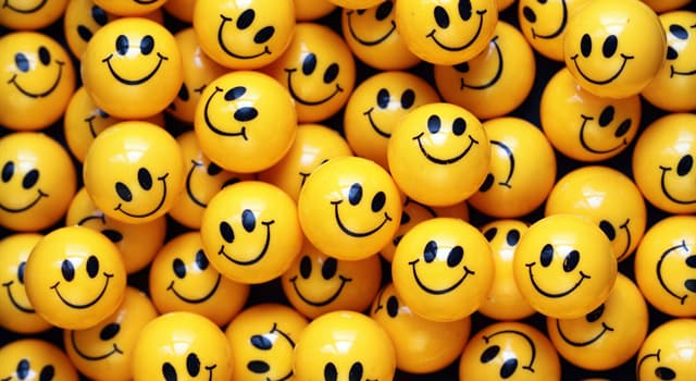 Society Trivia Question: Who was the first person to use a :-) smiley on the Internet?