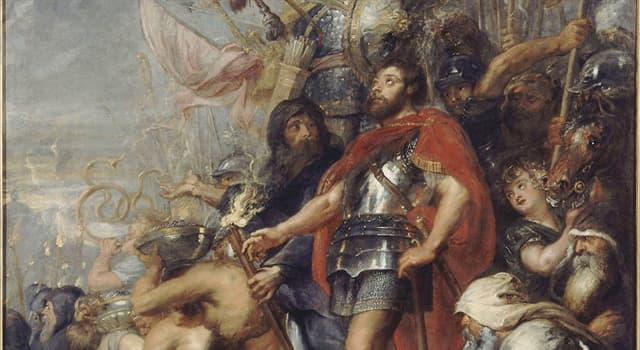 History Trivia Question: Who were the Maccabees?