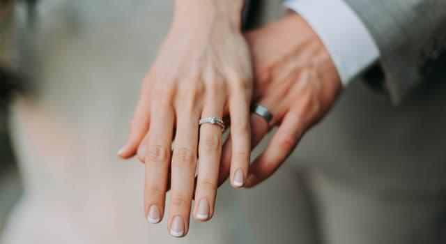 Суспільство Запитання-цікавинка: «Білий шлюб» - це який?