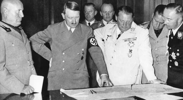 Історія Запитання-цікавинка: Ім'я якого з найближчих сподвижників і вірних послідовників Адольфа Гітлера згодом стало прозивним?