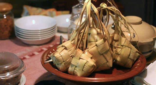 Культура Запитання-цікавинка: Як називається страва, зображене на фото?