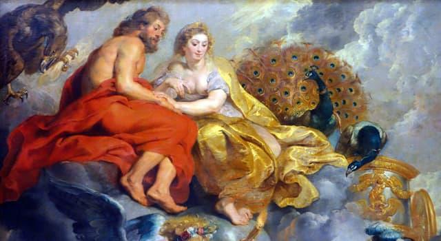Культура Запитання-цікавинка: Як звуть давньоримську богиню шлюбу і народження?